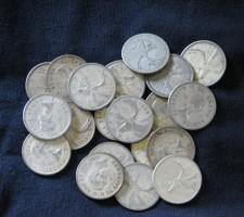 Junk Silver Quarters