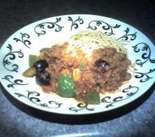 healthy spaghetti recipe