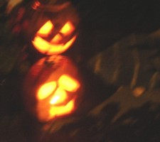 Pumpkins in love