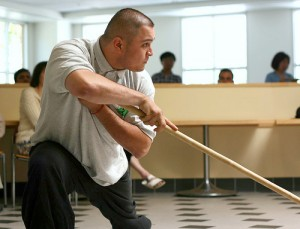 bo staff - martial arts weapons