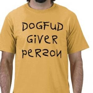 funny dog tee