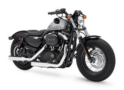 2011 Harley Davidson Forty Eight 48