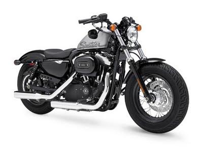 2011 Harley Davidson Forty Eight 48
