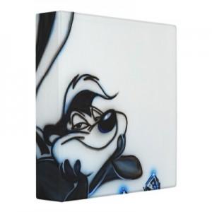 Looney Tunes School Binder