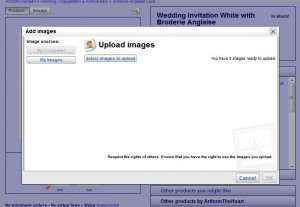 Photo Wedding Invitations Image 2