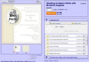 Photo Wedding Invitations Image 4