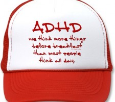 ADHD Shirts and Hats