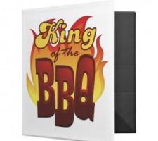 BBQ Recipe Binders