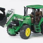 Bruder 02052 - John Deere 6920 Tractor with Frontloader