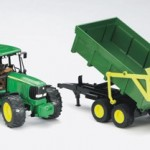 Bruder 02058 - John Deere 6920 Tractor with Tipping Trailer