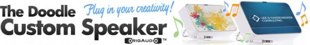 Doodle Custom Speakers