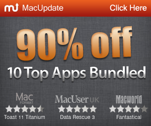 MacUpdate September 2011 Bundle