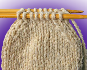Knitting Stitches A To Z : Knitting: Kitchener Stitch WebNuggetz.com