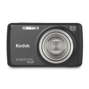 Touch Screen Digital Cameras