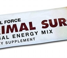 A natural energy drink mix