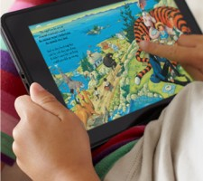 Bedtime Stories on Kindle Fire