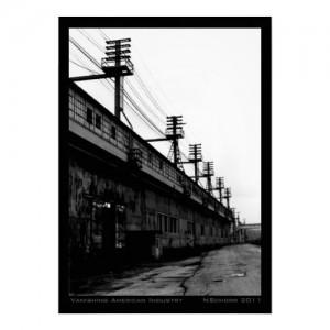 Urban Industrial Factory Scene