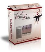 Ballet Bible Package - Illustrated Ballet Barre Exercises