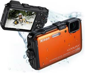 waterproof shockproof digital cameras