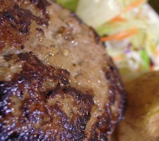 Hamburger Steak Recipe for Beginners
