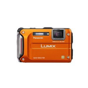 top rugged cameras 2012 - panasonic ts4
