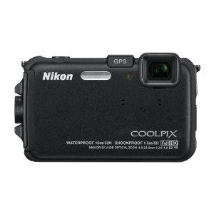 nikon waterproof cameras aw100