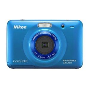 top rugged cameras 2012 - nikon s30