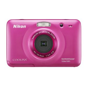 nikon waterproof camera for kids