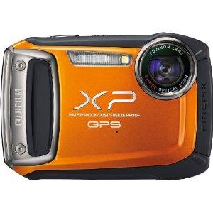 underwater point and shoot camera - fujifilm xp150