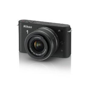 compact camera with big sensor - nikon j1