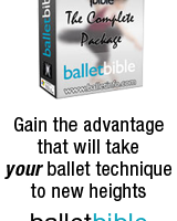 Learn ballet terms for ballet dancers