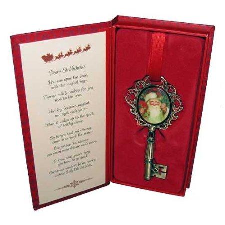 magic santa claus key