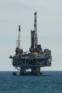 oil drill offshore