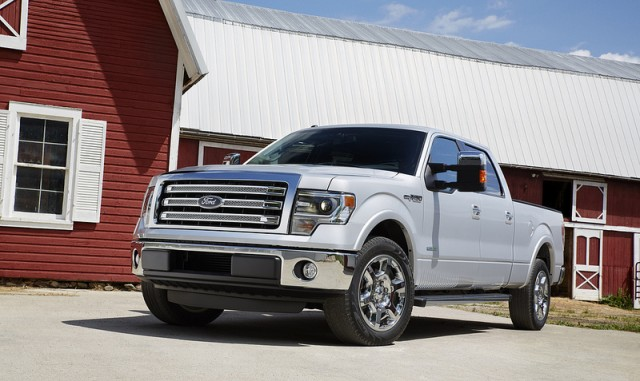 List Of 2014 Ford Truck Models