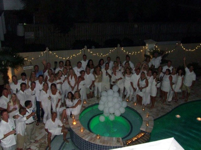 Photos From Heathers All White Birthday Party