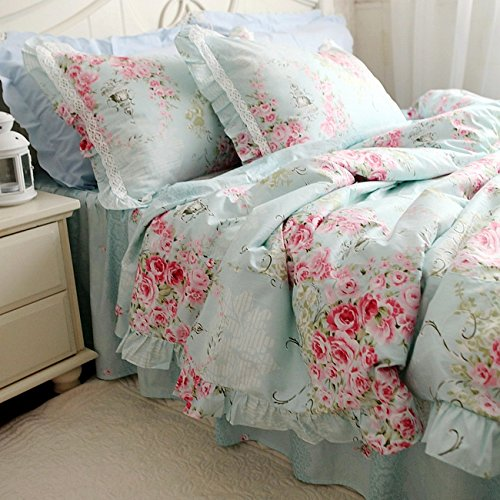 country chic king bedding