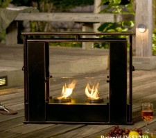 Indoor Fireplaces - Gel or Electric Warmth For Your Home