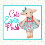 Cute Easter Plush