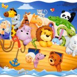 Noah's Ark Decorations