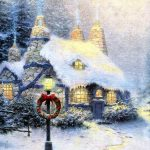 A Thomas Kinkade Christmas