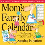 The Best Mom's Family Calendars for 2016
