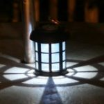 Solar Lantern Lighting for Outdoor Landscapes