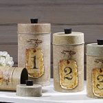 Country Kitchen Canister Sets