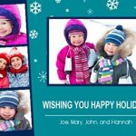 Photo & Custom Holiday Cards