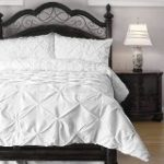 Pinch Pleat Puckering Comforter Sets