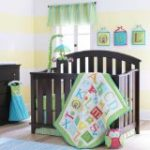 Laura Ashley Owlphabet Baby Bedding