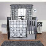 Black Baby Bedding