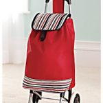 Wheeled Shopping Tote Bags