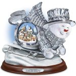 Thomas Kinkade Centerpieces, Trees & Figurines