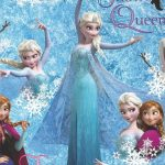 Frozen Gift Bags and Gift Wrap